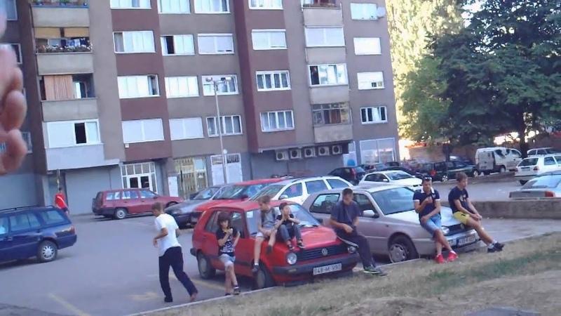 Parkour 3run - Zenica Bosnia