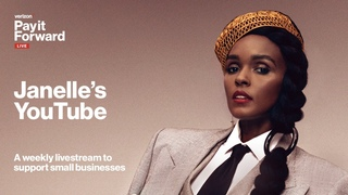 Janelle Monáe - Verizon Pay It Forward [Live Stream]