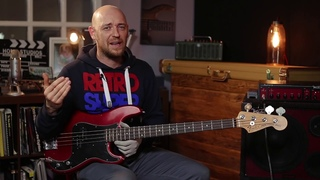 What is Hip - Tower of Power - Bass Line Analysis / Scott's Bass Lessons