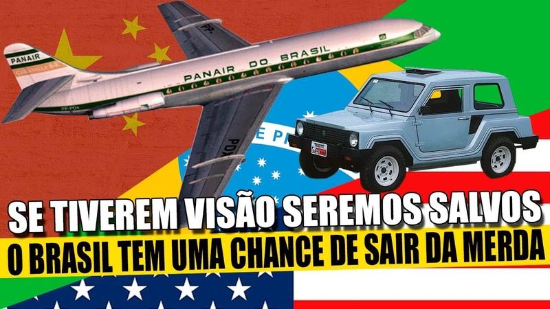 Economia Mundo China Brasil EUA