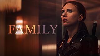 Natasha Romanoff | Family