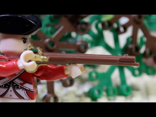 Американская революция лего фильм полностью битва у Лексингтона и Конкорда