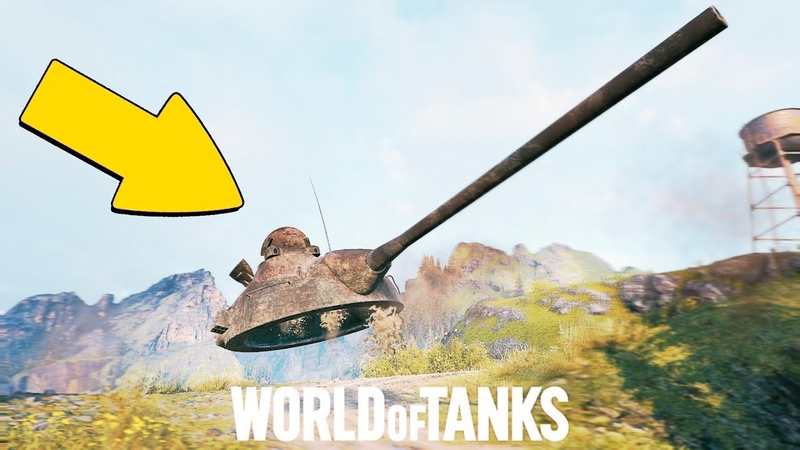 World of Tanks Funny Moments WoT Replays 12