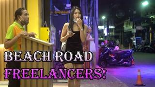 Thailand Pattaya Street Scenes 8th of March 2021 - Soi 6, Beach Road, Walking street!