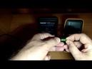 Тест доработанного мультиметра в приборе Hantek 2D42