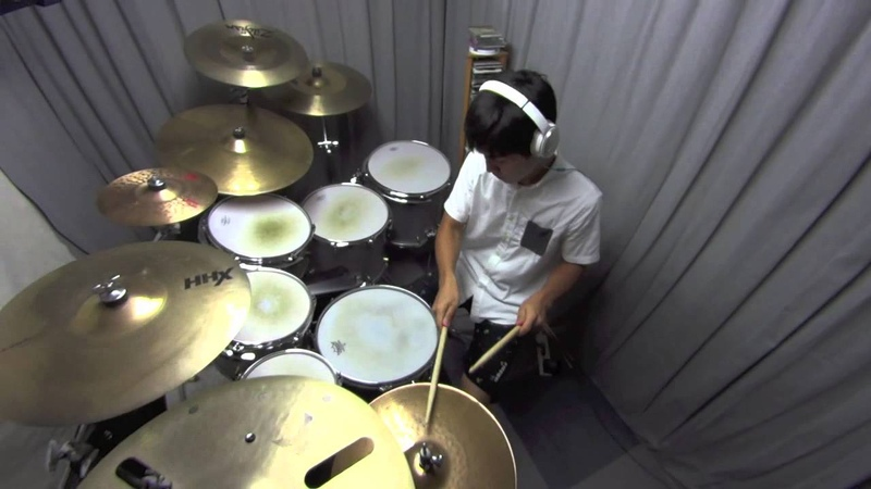 Gino Vannelli Brother to Brother Drum Cover