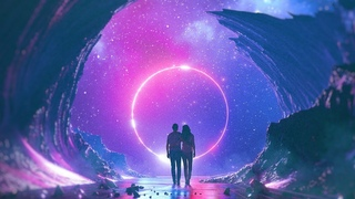 Ambient Space Music ~ Space Traveling Music ~ Music for Dreaming ~ Calming