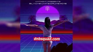 antmont. - Black&White Drums #016 / Neurofunk Drum and Bass Mix / Techstep / Neuropunk / Dnb Squad