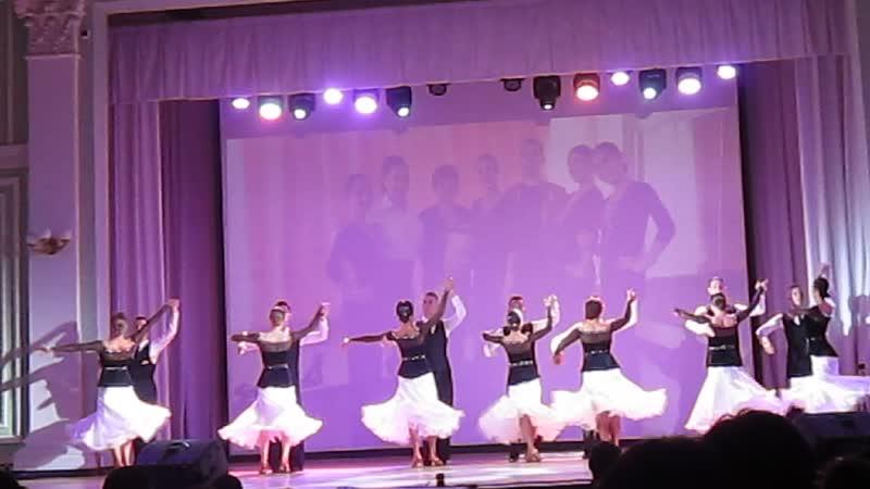 Фокстрот АГИК Выпускной класс концерт 2019