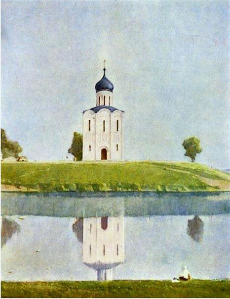 """""""Покрова на Нерли"""", 1964"""