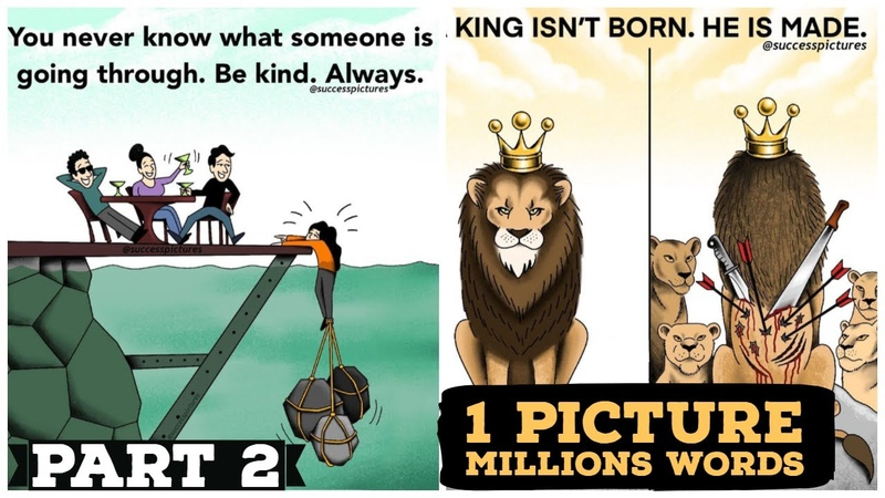 Top Motivational Pictures With Deep Meaning   One Picture Millions Words  Todays Sad Reality Part 2