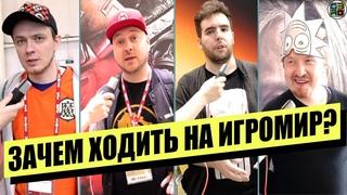 Зачем ходить на Игромир? Pixel_Devil / Denis Major / Дмитрий Киселёв / RedTizer