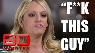EXCLUSIVE: Stormy Daniels tell-all interview   60 Minutes Australia
