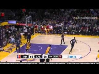 Indiana Pacers vs LA Lakers | January 28, 2014 | Full Game Highlights | NBA 2013-2014 Season