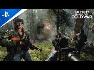Call of Duty: Black Ops Cold War   Трейлер режима Огневые группы: Грязная Бомба   PS4