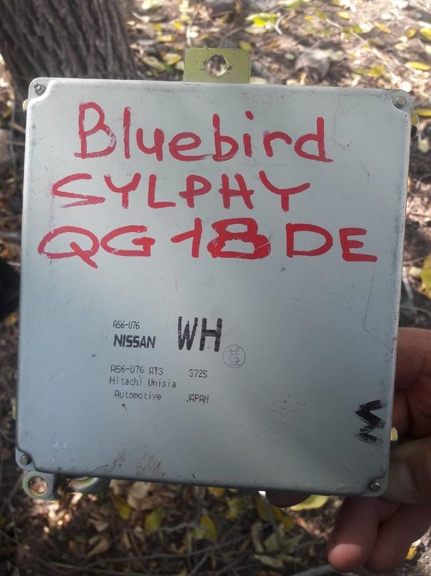 ЭБУ!!! Nissan bluebird sylphy !!! ЦЕНА 4500Р ТОРГ!!! ТЕЛ | Объявления Орска и Новотроицка №11125