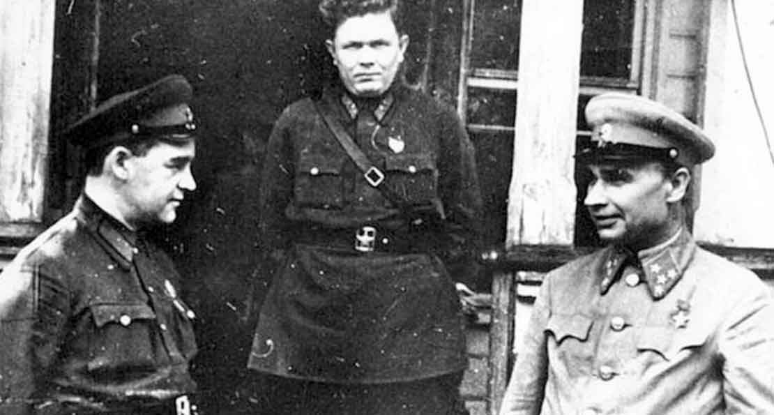 Генерал РККА Кирпонос