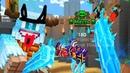 Pixel Gun 3D ► СТРАШНА ВЫРУБАЙ 😿 ICE CLUB