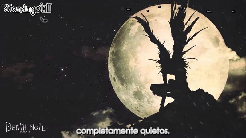 They're only human Death Note Musical Ryuk Rem sub español lyrics