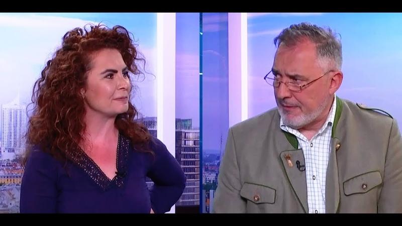 Fellner! Live: Berivan Aslan vs. Ewald Stadler