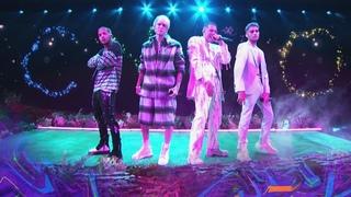 CNCO sacuden Premios Juventud con 'Toa la Noche' en el comienzo de su nueva etapa como grupo